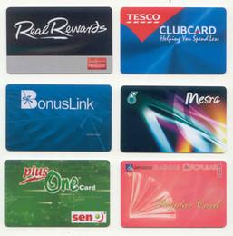Cartões de visita de plástico personalizado de PVC cartões de feedback de PVC códigos de barras números de cartões frete grátis de