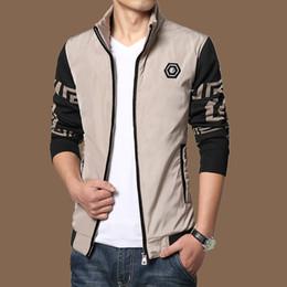 Wholesale Velvet Collar Jacket Wholesale - Wholesale- TG6142 Cheap wholesale 2016 new Leisure thin more male han edition clothes autumn outfit with velvet jackets