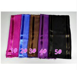 Wholesale Hijab New Design - Wholesale- NEW design Plain cotton lurex shimmer fashion printe glitter tassels stripe scarf long hijab muslim scarves scarf 8141