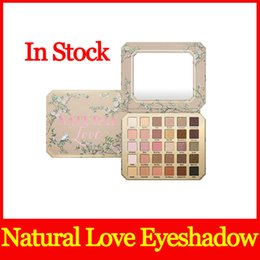 Wholesale Eyes Shadow Collection - Hot New Faced eyeshadow palettes Natural Love Eye Shadow Collection 30 colors eyeshadow palette free shipping