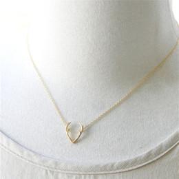 Wholesale Deer Antler Necklace Silver - Deer horn jewelry, Antler Necklace, Unique Delicate Antler Necklaces& Pendants Unique Deer Animal Necklace