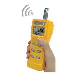 Wholesale Co2 Meter Air - Wholesale- AZ-7752 Indoor Air Quality Meter ,Handheld CO2 Temperature Monitor Tester