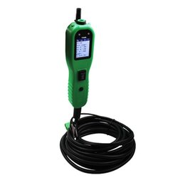 Wholesale Ecu Testing - Autek Power Scan YD208 Electrical System Diagnostic Line Reverse Ground Test Automotive Circuit Tester