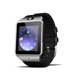 Wholesale Dhl Free Shipping Digital Camera - DHL free shipping hot sell A1 Smart watch bluetooth digital sport Smartwatchfor IOS Android Samsung PK DZ09 GT08