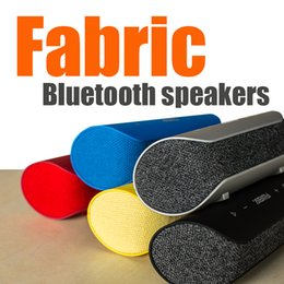 Wholesale Portable Stand Laptop - 2018 Hight quality AIBIMY M658BT Wireless Bluetooth Speaker Subwoofer Outdoor Portable Mini Speaker Laptop bluetooth speakers