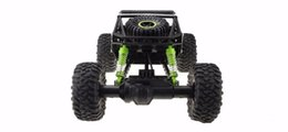 Wholesale Rc Rally - Lynrc RC Car 4WD 2.4GHz Rock Crawlers Rally climbing Car 4x4 Double Motors Bigfoot Car Remote Control Model Off-Road Vehicle Toy