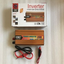 Wholesale Inverter For Home - UKC 2000W 48V to 220V inverter for for home application modified sine wave 2000W inverter DC to AC