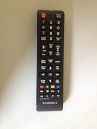 novo televisor samsung smart tv Desconto Atacado-FRETE GRÁTIS Novo Controle Remoto Fit Samsung AA59-00786A UE40F6330AK Smart Player controle remoto 3D LCD LED HDTV TV 1 PCS