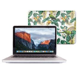 Wholesale Notebook Shell - For Macbook Apple laptop bag Parrot Case rubber case notebook hard shell Air Pro Retina Super Pole parrot case