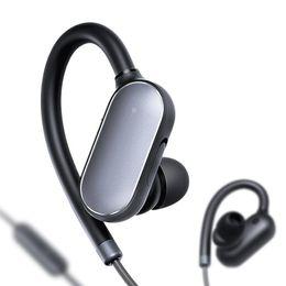 Auricular xiaomi mi online-Para Xiaomi Mi Sports Bluetooth Headset Xiaomi Wireless Bluetooth 4.1 Música Deporte IPX4 Impermeable a prueba de sudor