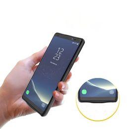 Note cas de charge en Ligne-Conception unique pour Samsung note 8 s8 s8plus couverture de chargement de la batterie Alimentation rechargeable Case pour samsung galaxy S8 S8plus note 8