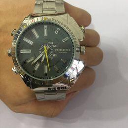Wholesale Night Vision Wrist Watch - 1080P Spy watch camera waterproof Infrared Night Vision 32GB 16GB 8GB Stainless Steel Wrist Watch DVR mini camcorder Hidden mini DV W4000