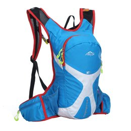 Wholesale Road Bike Equipment - LOCAL LION 15L Bicycle Riding Bag Outdoor Cycle Equipment Bike Bag for Holding Water Bag MTB Road Bike Bicycle Cycling Backpack 516