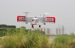 Wholesale Airplane Wings - Wholesale-Canadair CL-84 Dynavert Tilt-wing VTOL vertical take off and landing rc model airplane aircraft plane PNP,CL84,CL-84,CL 84