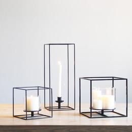 5 stk Draht Metall Kerzenhalter Votivkerze Kerzenständer für Party Home