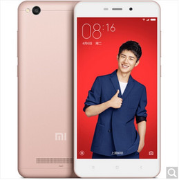 Wholesale Xiaomi Unlock - Xiaomi Redmi 4A 16GB Dual SIM 13MP - 4G LTE Factory Unlocked Smartphone - International Version grey pink gold