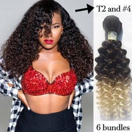 Wholesale Kinky Curly Synthetic Weave - Fashionkey Synthetic Kinky Curly Hair Weave Color Can Be Customized for Party Wholesale Price 6 Pieces lot SF013