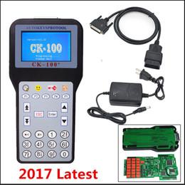 obd obd2 adaptador chevrolet Desconto Chegada Auto Chaves Pro 2017 Mais Recente CK-100 + Programador Chave Do Carro V99.99 Geração Multi-idioma SBB Ferramenta