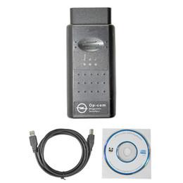 Wholesale Code Detector - OPCOM OP-COM OBD2 OPEL v1.45 Vehicle Diagnostic Detector OBD 2 Auto Diagnostic Scanner Tools Code Reader Car Checker Diagnostic Tools