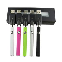 Wholesale Battery Mah - Popular wholesale vape pen Bud cartridge 350 mah button battery 510 thread cartridges liquid e cigarette vaporizers battery -02