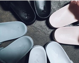 Wholesale Black Shoe Bags - (With Box and Dust Bags)Rihanna Fur Leadcat Fenty Slides Slippers Women Men House Winter Slipper Home Shoes Woman Warm Slippers