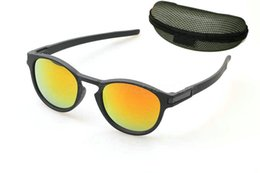 Wholesale Outdoor Cycling Sunglasses - 1pcs High Quality New Arrival Man Woman Latch Sunglass Outdoor Cycling Sports Sunglasses googel glasses WITH BOX many colors.