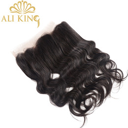 Wholesale Brazilain Natural Wave Wig - Full Lace Human Hair Wigs With Baby Hair Pre Plucked Glueless Brazilain Body Wave Remy Hair Natural Hairline 10-18inch