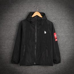 Wholesale Briefs Thin Men - Autumn casual waterproof windbreaker for men hip hop men sport windbreaker coats new fashion thin brief men jackets free shipping