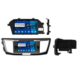 Wholesale Honda Accord Radio Dvd - Winca S160 Android 4.4 Car DVD Player For America Accord 2013 2014 For Honda With Stereo Radio GPS Navi Map Wifi BT