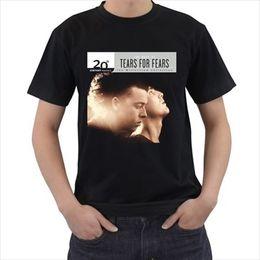 2019 разорванная рубашка Футболка с коротким рукавом слезы для страхов века мастеров футболка мужская хлопок размер S - XXXL pv Мужские футболки мода 2017 одежда дешево разорванная рубашка