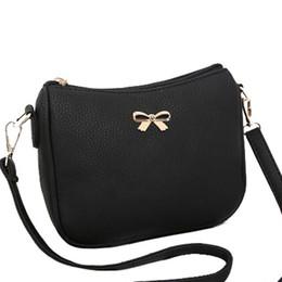 Wholesale Brand S Handbags - Wholesale-vintage cute bow small handbags hotsale women bag evening clutch ladies famous brand shoulder messenger crossbody bags S-208