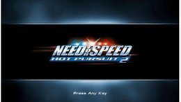 Wholesale Pc Game Software - Need for speed 6 English stand-alone version of the computer game software PC RAC racing game Boutique Baby hot explosion models