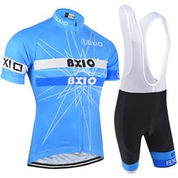 b0711bf8df ... MTB Conjuntos de Camisa de Ciclismo Azul Série Ciclo Roupas de  Bicicleta Desgaste Do Esporte Jersey Azul Ropa ciclismo BX-113 jérsei azul  do mtb barato