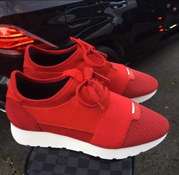 Wholesale Matching Ladies Shoe - Brand Fashion Women Casual Flats Running Summer Shoes Ladies Lace-up Mixed Color Matching Female Flats Breathable Sneakers 35-43