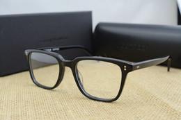 Wholesale Oliver People - Wholesale- oculos Vintage optical glasses frame oliver peoples NDG-P eyeglasses oculos de grau eyewear frames