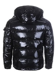 Wholesale Jacket Detachable Sleeves - Wholesale Men Casual Down Jacket MAYA Down Coats Mens Outdoor anorak winter jacket Winter Coat outwear outer wear down JACKETS