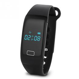 Makibes JW018 Bluetooth 4.0 Smart bande bracelet Moniteur de Fréquence Cardiaque Activité fitness Tracker Wristband pour IOS Android appareil ? partir de fabricateur