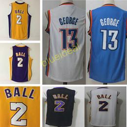 Wholesale Drazen Petrovic Jersey - Latest 11# Jayson Tatum Jersey 2# Lonzo Ball Shirts 13# Paul George 3# Chris Paul,32# O'NEAL,Wilt Chamberlain,Drazen Petrovic,De'Aaron Fox