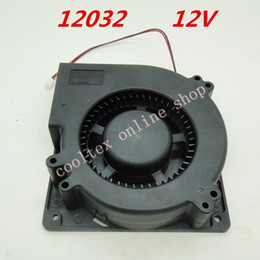 Wholesale Dc Brushless Blower - Wholesale- 12032 blower Cooling fan 12 Volt Brushless DC Fans centrifugal Turbo Fan cooler radiator