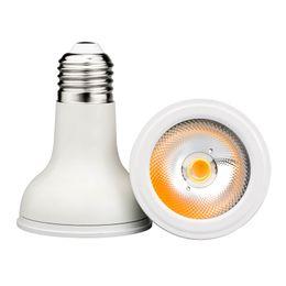 Wholesale E27 Led Flood Lamps - Par20 Par30 Par38 Led Bulb 8W 12W 15W LED Spotlight E27 LED Flood Light PendantLighting Bulb Lamp 10pcs