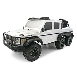 Wholesale Quality Rc Cars - Wholesale-High Quality HG P601 1 10 2.4G 6WD RC Crawler RTR Toy Car Off-road Vehicle For Kids