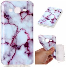 Wholesale Galaxy S3 Gel Cases - Marble Case For Samsung Galaxy S3 i9300 S4 i9500 S5 i9600 S6 S6 Edge S7 S7 Edge  J5 J7 TPU IMD Soft Gel Rubber Soft Back Phone Cover
