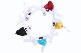Pochette en nylon pour sous-vêtements en Ligne-Pochette de sous-vêtements de mode masculine U sans bretelles G-strings Thongs Nylon maillage flexible sous-vêtements respirants transparents