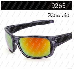 Argentina 2016 nuevas gafas de sol deportivas de comercio exterior vendiendo gafas de sol de los hombres 9263 gafas de sol de deportes al aire libre 8 colores pueden elegir supplier foreign sunglasses Suministro