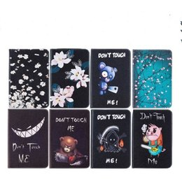 "Wholesale Mini Pad Cover - 290 Styles Painting PU Leather Back Cover Case For ipad air ipad Mini 2 3 4for ipad pro 9.7"" Tablet 10 10.1 inch Card Tablet PC PAD"
