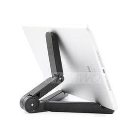 Canada Supports de tablette universels Support de support pivotant réglable pliable Support paresseux pour téléphone de 10 à 10 pouces et iPad 2 3 4 Offre