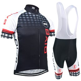 Wholesale Promotions Items - BXIO Brand Promotion Item Men Cycling Jerseys Short Sleeve Bike Jerseys Quick Dry Zipper Jersey And Bib Pants Set Sale Ropa Ciclismo BX-012