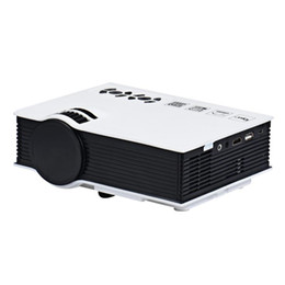 Wholesale Vga Prices - Wholesale- Best Price New G40+ Pro LED Home Theater Cinema Game Projector HD 1080P HDMI VGA USB Play