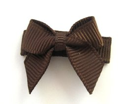 Wholesale Hair Snaps - mini pinwheel bow , Baby Snap Clip 100pcs