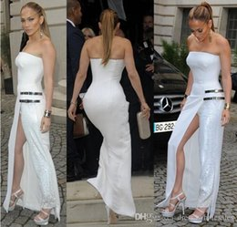 Wholesale Celebrity Jumpsuits - jumpsuits rompers for women new fashion celebrity style women's backless jumpsuits ladies sexy rompers pants dress bodysuits white jumpsuit